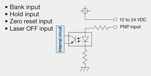 Displacement Sensors High Performance Multi Laser