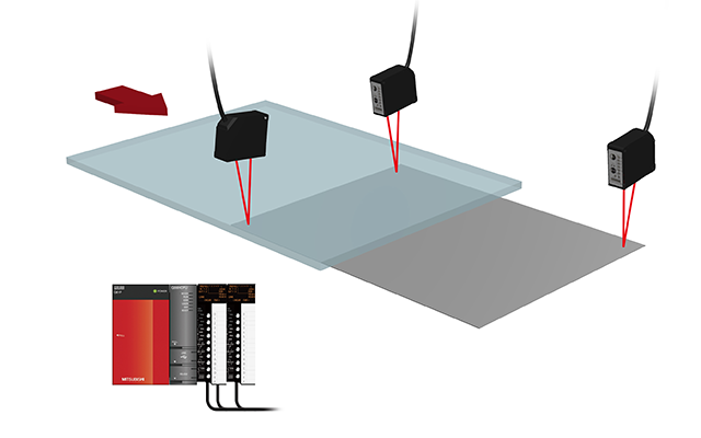 Displacement Sensors High Speed Displacement Sensor