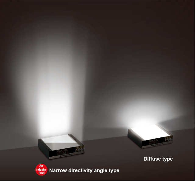 LED Lighting | Sensing LED Backlight | OPF Series | Feature : OPTEX