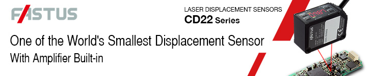 Laser Displacement sensor CD22 series