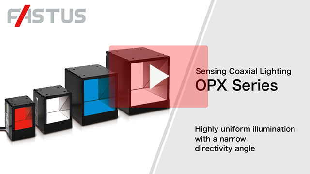 Highly uniform illumination with a narrow directivity angle. Coaxial lighting ideal for detecting scratches and dents.  sc 1 st  Optex-FA & LED Lighting | Sensing Coaxial Lighting | OPX Series | Feature ... azcodes.com