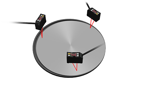 Silicon Wafer Misalignment Detection