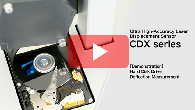 Video Introductions of the CDX Series' Best Features : OPTEX FA GLOBAL